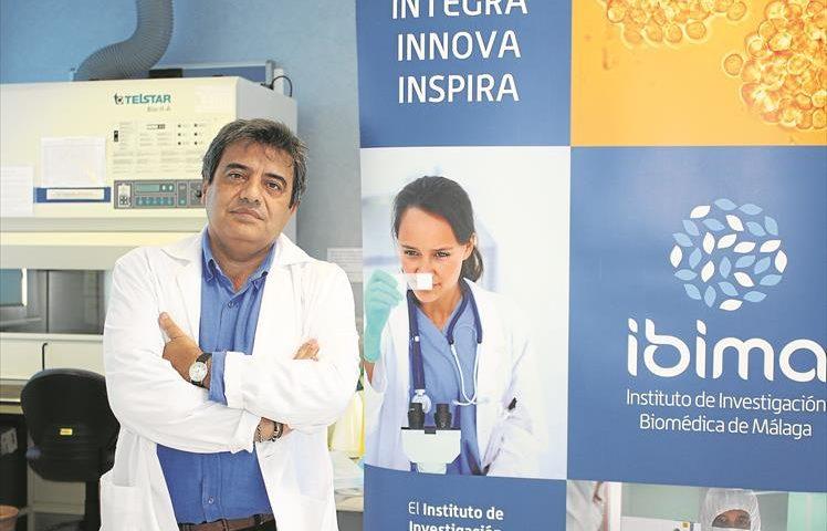 Francisco Tinahones, pregonero Feria Olivo Montoro