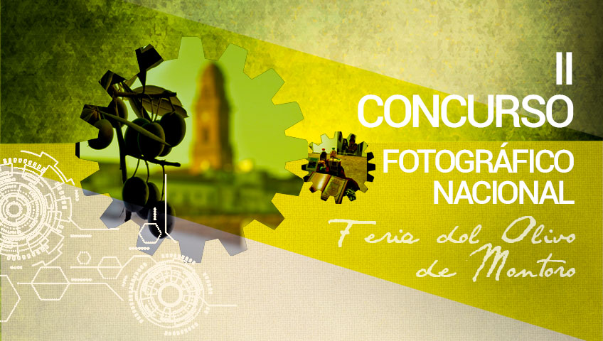 Díptico II concurso fotografico feria olivo montoro 2020